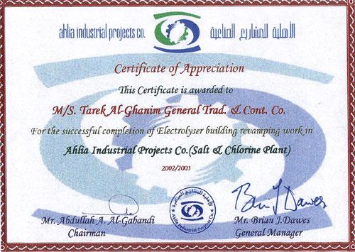 Al Ahlia Alghanim